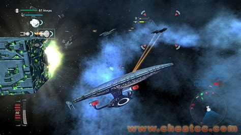 Star Trek: Legacy Review / Preview for Xbox 360 (X360)