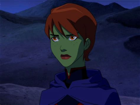 Miss Martian - Young Justice Wiki: The Young Justice