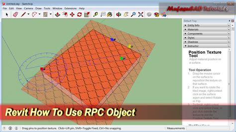 Sketchup Rotate Material Texture | Basic - YouTube