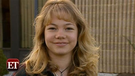 14-Year-Old Michelle Williams is Adorable on the Set of