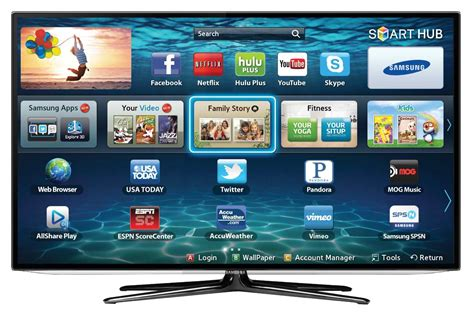 Samsung TV viewers are seeing unwanted ads injected into