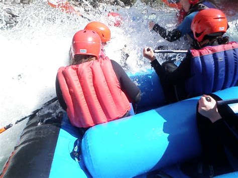 Slow-Motion: Special Selektion Rafting Imster Schlucht 2010