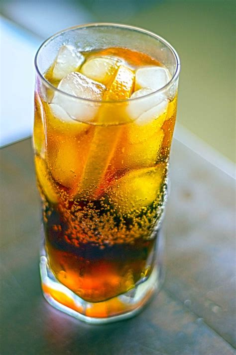 Chinotto Sour cocktail recipe: the Italian version of the