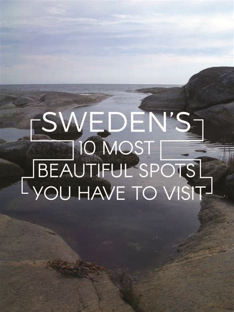 221 best images about Visit Sweden on Pinterest