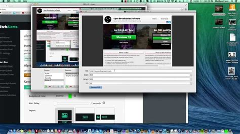How to Set Up Twitch Alerts on Mac (OBS Studio) - YouTube