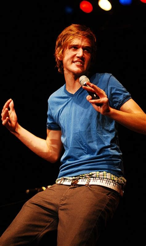 Bo Burnham- young comedian that gained success through