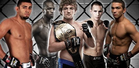 Most Successful MMA Fighters Not in the UFC