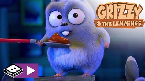 Grizzy & the Lemmings | Yummy Weekend | Boomerang Africa