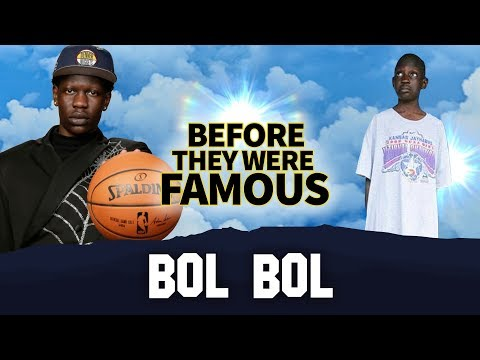Manute Bol   Official Site for Man Crush Monday #MCM