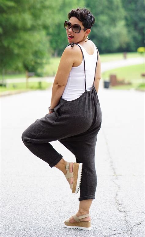 THE MOST COMFORTABLE JUMPSUIT EVER | Mimi G Style