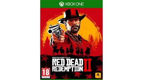 Xbox One Red Dead Redemption 2 - Red Dead Redemption 2