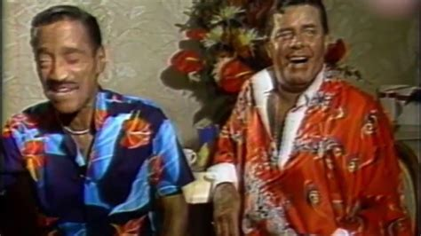 Jerry Lewis and Sammy Davis Jr interview '88 - YouTube