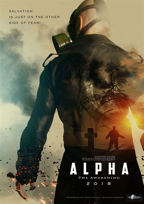 Post-Apocalyptic Flick with Zombies and Aliens Inspired by