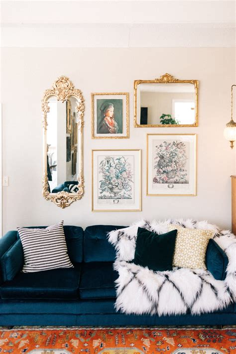 An Eclectic '70s Home Filled With Vintage Finds - Jenasie