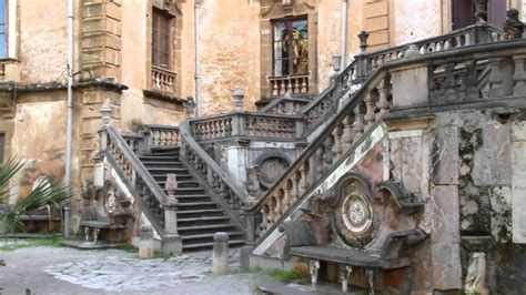 Villa Palagonia in Bagheria, Sicily - YouTube