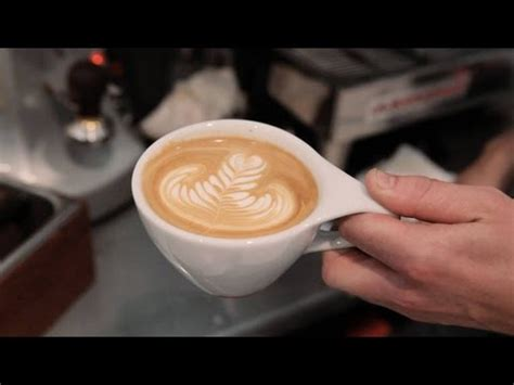 How to Make a Latte (Caffe Latte)   Perfect Coffee - YouTube