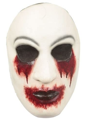 Creepy Man Behind the Wall Mask for Adults
