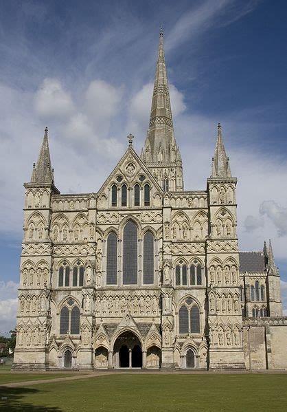 Number One London: A Visit to Salisbury Cathedral