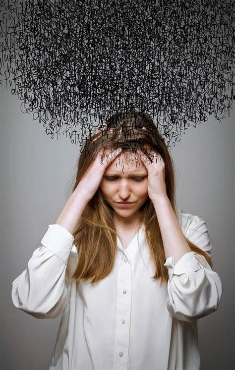 Plagued by anxiety: For some of us, no end of things to