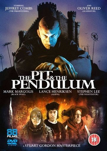 Meister des Grauens (the Pit and the Pendulum, 1991
