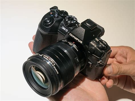 Photokina 2016: Hands-on with Olympus OM-D E-M1 II