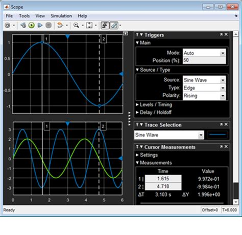 View Simulation Results - MATLAB & Simulink - MathWorks India