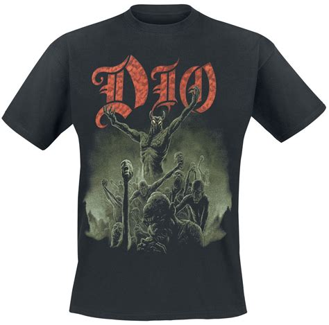 Stand Up And Shout   Dio T-shirt   EMP