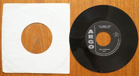 """** Mel Robbins - To Know You/Save it 7"""" ** (410842477) ᐈ"""