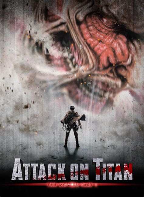 Attack on Titan - Live Action Movie - Part One - Microsoft