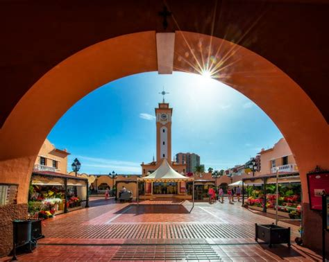 The Market of Our Lady of Africa   Santa Cruz, Spain