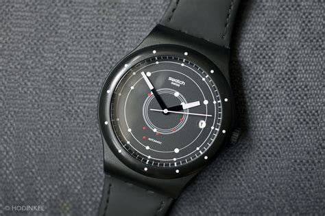 Swatch Sistem51 Officially Available In The United States