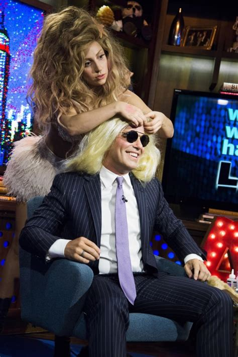 Lady Gaga opens up on lesbian preference, stripper past