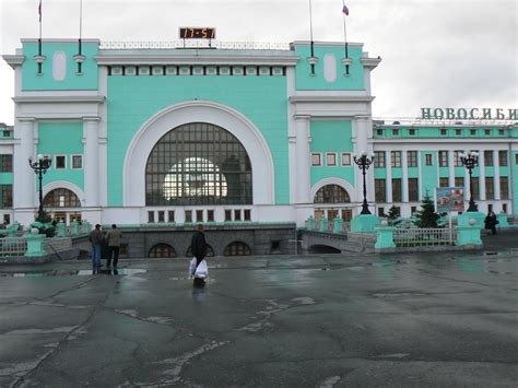 Novosibirsk   Moscow to Beijing on the Trans-Siberian Railway