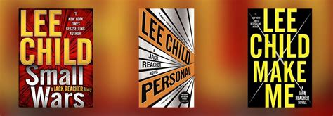 Lee Child Book List: Lee Child New Books for 2015