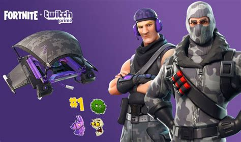 Twitch Prime: Fortnite skins update followed by new free