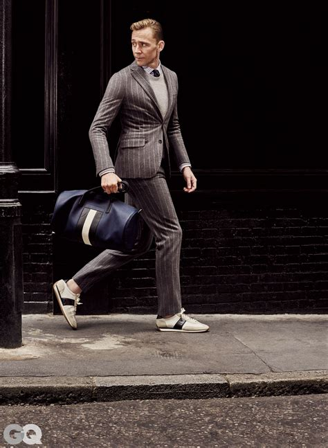 Tom Hiddleston Wears the Sharpest Business Suits of the