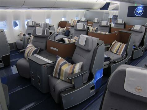 Photo gallery & first impressions: inside Lufthansa's new