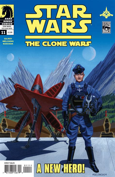Star Wars: The Clone Wars #11 -- Hero of the Confederacy