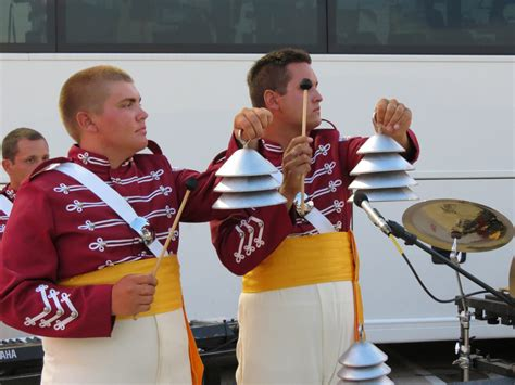 Cadets   Aluphone - Tuned percussion for percussionists