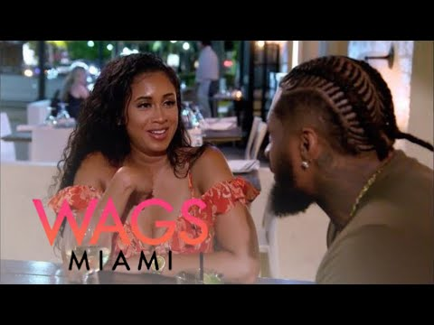 WAGS Miami | Ashley Nicole and Darnell Get Into a
