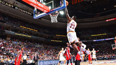 LeBron James of Cleveland Cavaliers became youngest in NBA