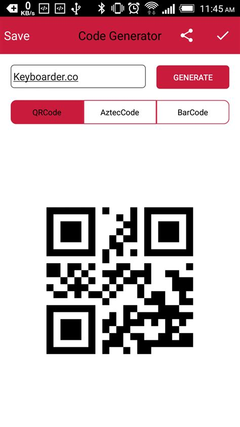 ScanCode   Android QR Code and Barcode features