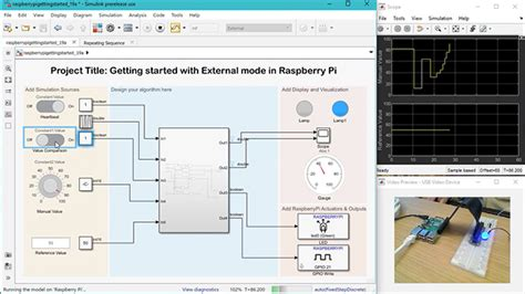 Run Models Interactively on Arduino and Raspberry Pi Video
