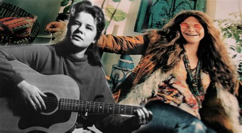 Janis Joplin's First Ever Recorded Song, At Only 19 Years