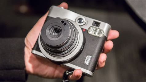 Fuji Instax Mini 90 Hands-On: A Glorious And Weird Instant
