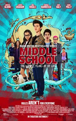Middle School: The Worst Years of My Life Introduction
