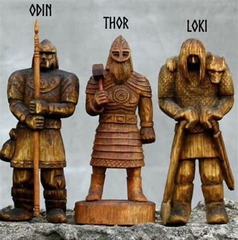 Pin by Daniel Lasby on Gods & Monsters | Vikings, Thor