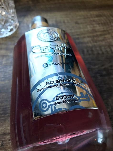 Product Review: Seduction - Chastity Alcohol Free Gin