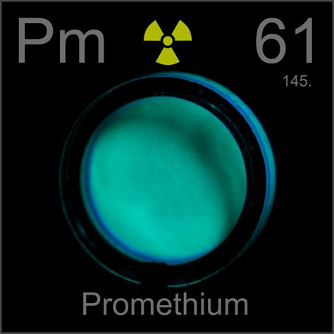 Promethium Facts, Symbol, Discovery, Properties, Uses