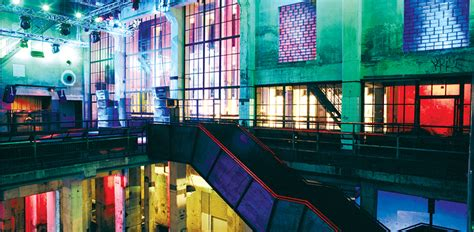 Berghain / Panorama - One of the Best Clubs in